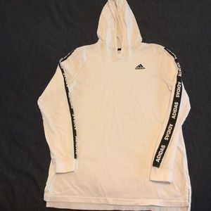 Adidas T-shirt Hoodie